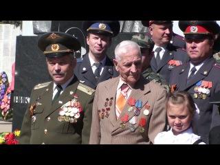9 мая, День Победы, Родники, Ивановская область, праздник великой победы, летний с...