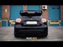 Mercedes A45 AMG W176 Armytrix Turbo Back Valvetronic Exhaust by AllDesign in Spain