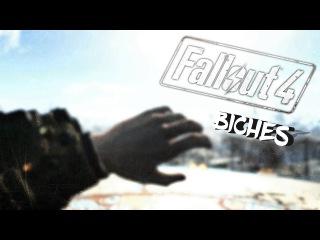 Fallout 4 Охота за киборгами, атакуем базочку!(кат сцена)