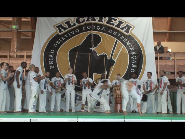 Roda de Capoeira Grupo Alcateia