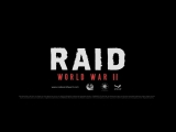 RAID - Official Reveal Trailer (New World War 2 Game)