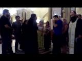 Схиархимандрит Серафим Битбунов - Трисвятое на арамейском и молитвы у иконы Бог