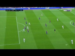 Барселона 0:1 Эйбар | Гол Инуи