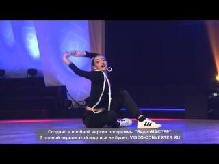 Шадрина Анастасия | Feel the beat 2016 | Adults/Street Performance/Pro