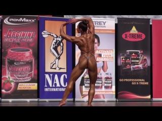 Natalia Brichenok at NAC Mr. Universe 2014 ([Full HD])