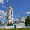 Казанский храм в селе Константиново