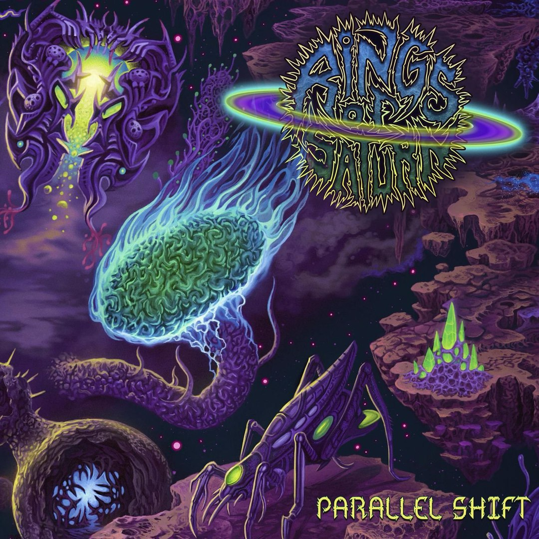 Rings of Saturn - Parallel Shift [single] (2017)