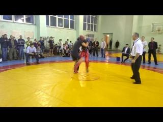 Свистков Никита 1 бой 1 раунд