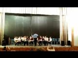 Эстрадный оркестр дмш 34