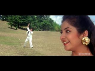 ♫Безумная любовь / Deewana - Aisi Deewangi * Дивья Бхарти и Шахрукх Кхан (Retro Bollywood)