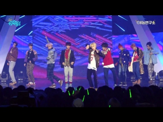 Fancam 170107 NCT 127 - Limitless @ Music Core