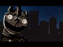 Кусочек песенки про робота, пробую эффекты для создания короткометражки