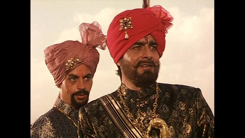 Дочь Махараджи / The Maharaja's Daughter / 1994. 1 с.