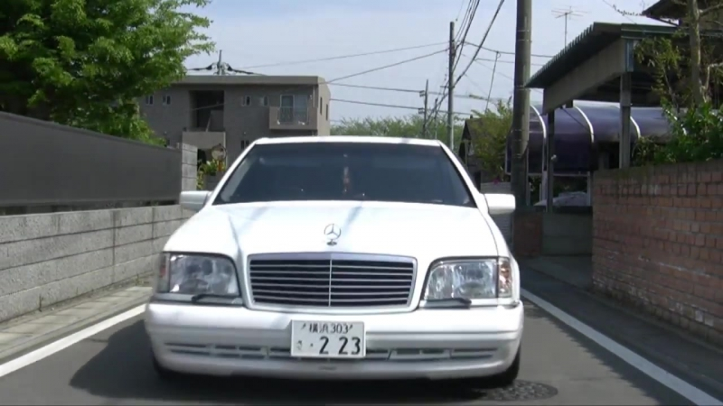 Mercedes-Benz W140 S666 - The Beast