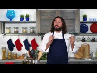Рецепт за 90 секунд: Пенне ригате с салями