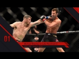 UFC Top 10 KOs of 2016 #1 Michael Bisping KO Luke Rockhold