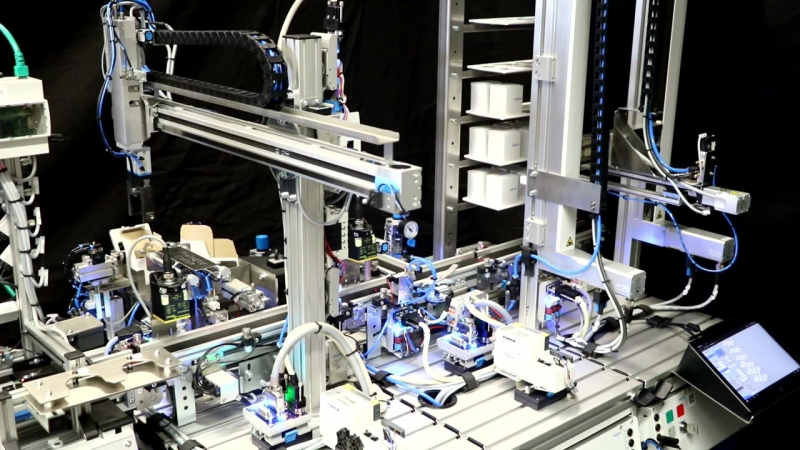 MPS® The Modular Production System