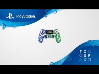 PlayStation на фестивале Пикник Афиши