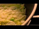 Рецепт от Гордона Рамзи - Запеченный лук порей с сыром грюи
