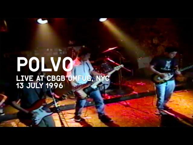 POLVO 7.13.1996 (full set)