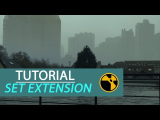 TUTORIAL: Quick and simple set extension  in Nuke part 1