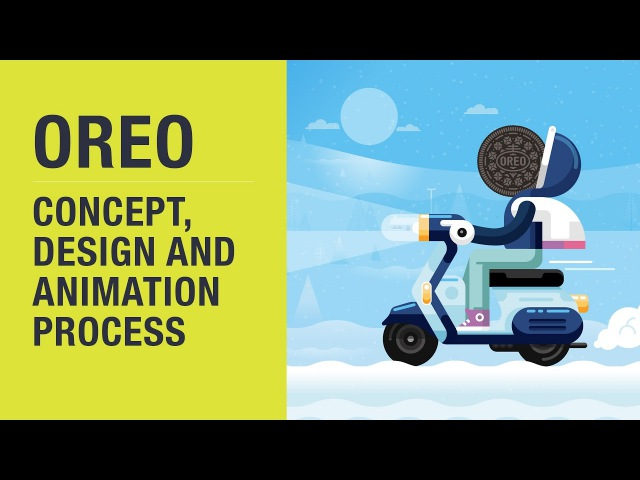Illustration insight ep.2 Oreo Concept design and animation