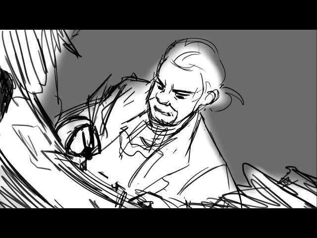 [Hamilton] Your Obedient Servant - Rough Storyboard