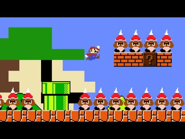 Mario's World 1-1 Calamity