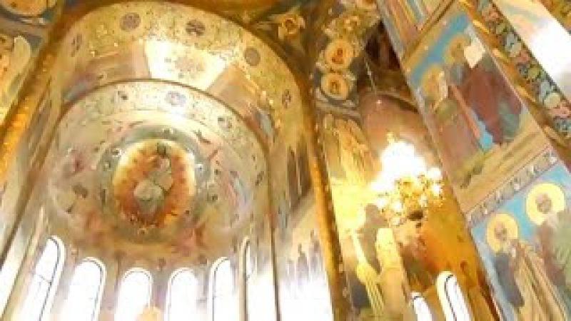 Спас на Крови ! Супер Красота внутри Храма ! Санкт -Петербург !