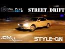 Usolie Street Drift New Year 2015