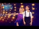 Маленькие бальники повергли зрителей в шок своим танцем и профессионализмом - Танцуют все!