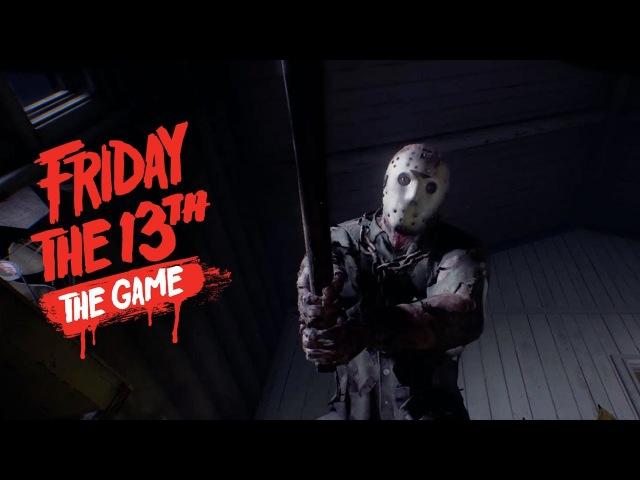 Friday the 13th: The Game | Jason Voorhees | Очистил Лагерь