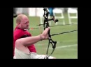 Paralympic Archer Stutzman shoots to gold and gets the most awkward congratulations