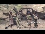 شاهد  تقدم ميداني لأبطال الجيش واللجان الش&#1