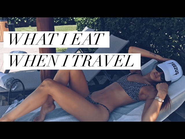 How I Stay Healthy On Vacation   DANIELLE PEAZER