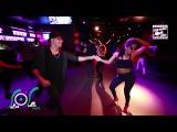 Fadi Fusion &amp Ella Jauk - social dancing @ Salsa O'Sulli