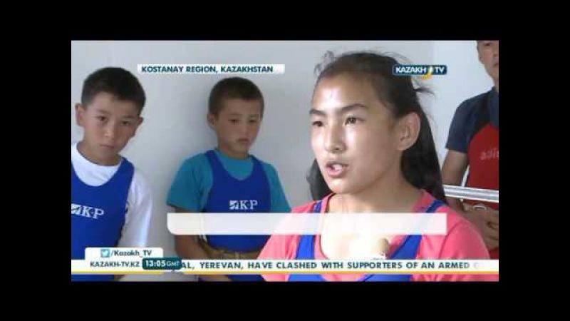 Көкалат ауылы – пауэрлифтинг чемпиондарының мекені