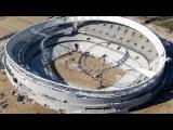 Cruz y Ortiz Arquitectos • Wanda Metropolitano - Club Atlético de Madrid football stadium