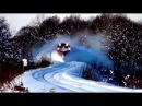 Disco 80s. Martino Race - Final Train. Winter babe Love magic fantasy snow cool mix