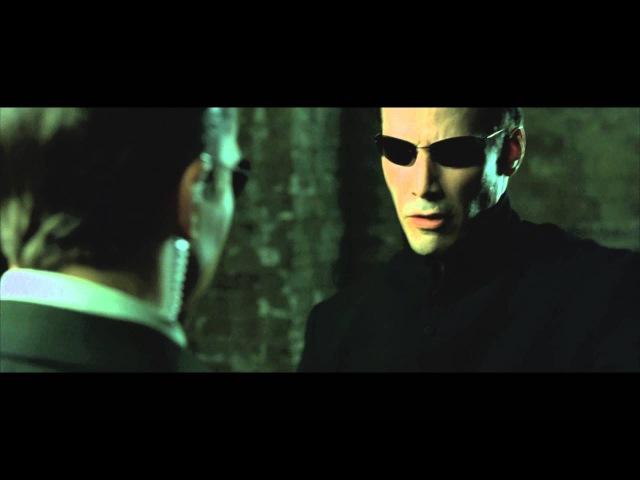Матрица: Перезагрузка - Нео против Агентов [1080p]