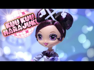 Unbox Daily: Gwen Stefani's Kuu Kuu Harajuku Dolls PLUS Enchantimals - 4K