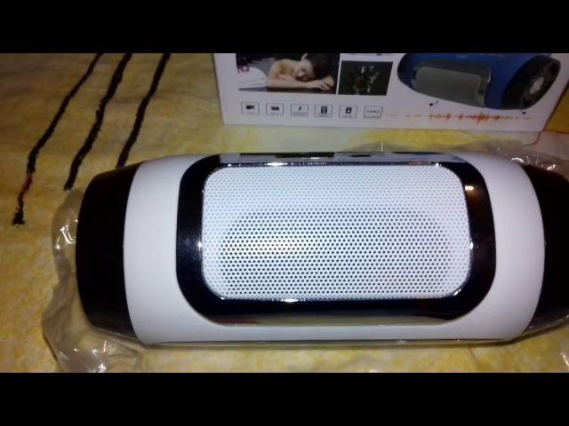 Portable Speaker C-65 - Задрали уже с этой сеткой