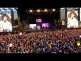 Kelly Clarkson Stronger Live Ft Adele Set Fire To Rain Rihanna You Da One Grammy Awards 2012 BMA