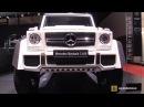 2017 Mercedes Maybach G650 Landaulet - Exterior and Interior Walkaround - 2017 Geneva Motor S