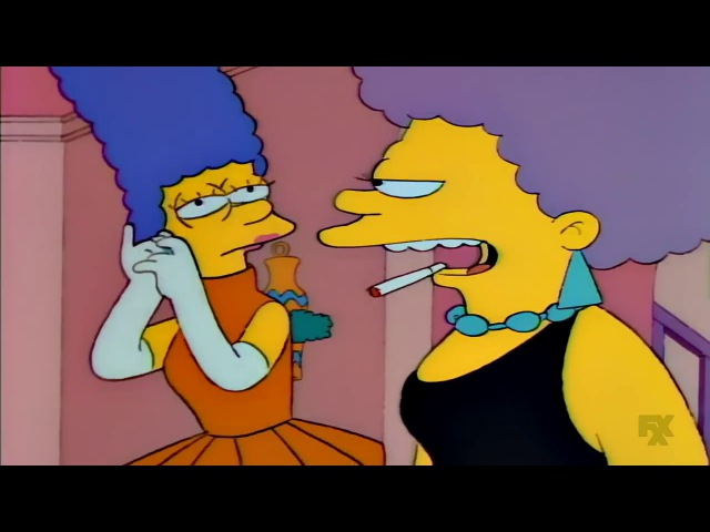 Los Simpsons: El Viudo Negro