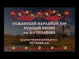 Усманский народный хор русской песни
