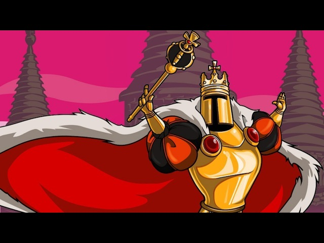 NS\WU\PS4\XBO\PS3\N3DS\PSV - Shovel Knight: King of Cards