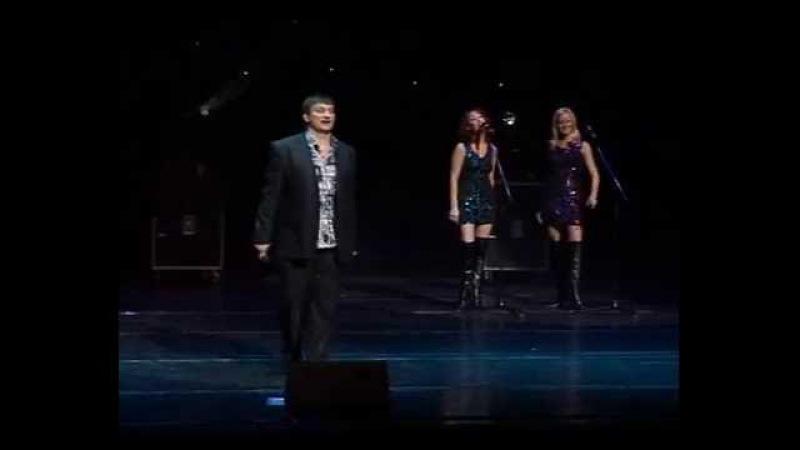 Виктор Калина - Москва-Париж (Концерт Золотые стрелочки)