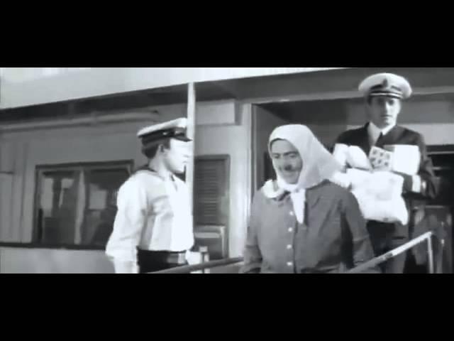 Советский фильм 'Дверь без замка'