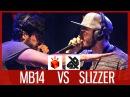 MB14 vs SLIZZER | Grand Beatbox LOOPSTATION Battle 2017 | 1/4 Final